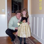 First Daddy/Daughter dance