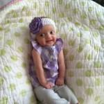 Elsa: 4 Months