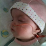 Ava slept for days after the hospital visit