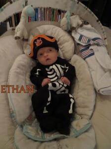 Halloween Ethan