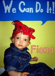 Halloween Fiona