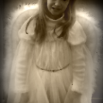Our Christmas Pageant Angel, Sophia Noelle!