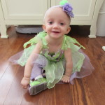 Our little Tinker Bell!