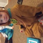 Scooby Liam [Halloween 2015]