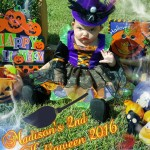 Madison's 15 Months update & Halloween Pictures 2016