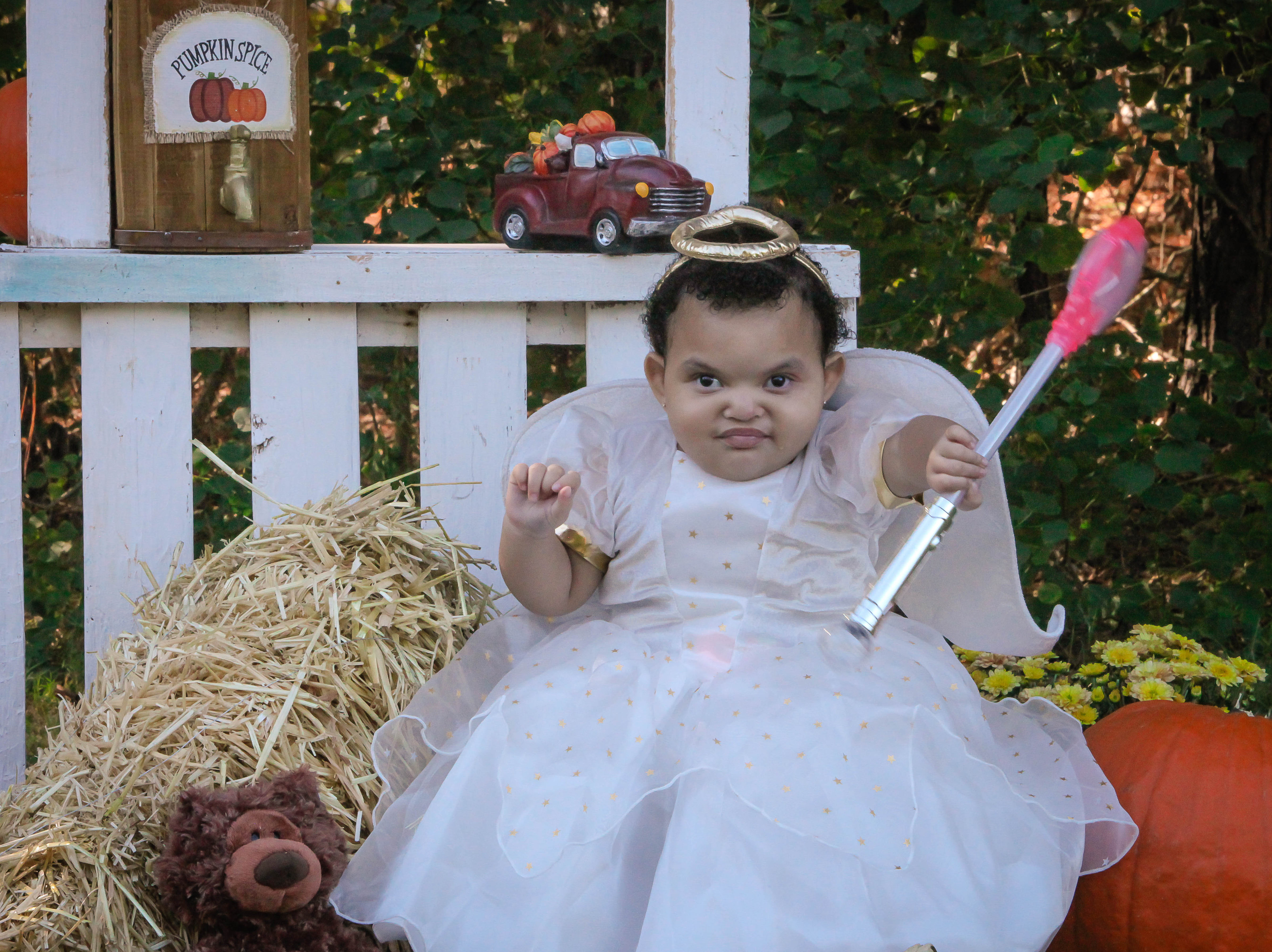 Madison\'s Halloween 2017 and 2 years update! - wolfhirschhorn.org