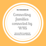 Connecting Families Connected by WHS